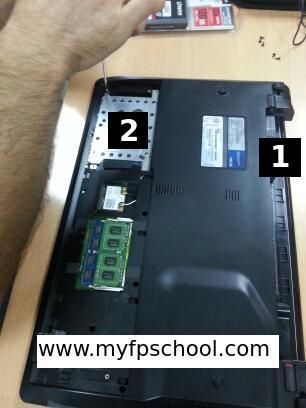 sustitución SSD