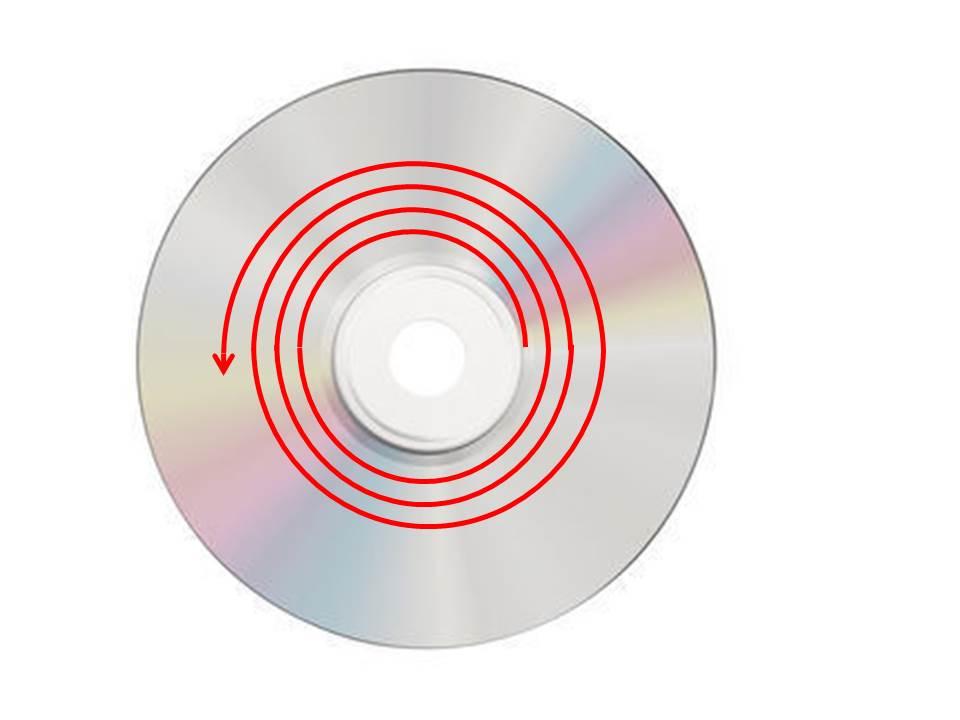 escritura de un cd