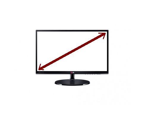 Tamaño monitor