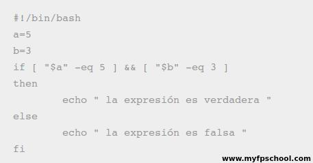 shell script ejemplo 6.1