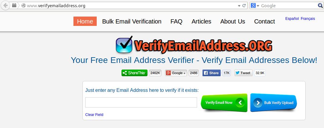 verificar email