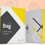 bag design mockup