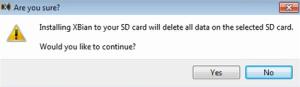 xbian installer 4