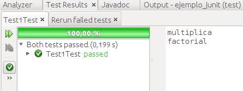 junit test