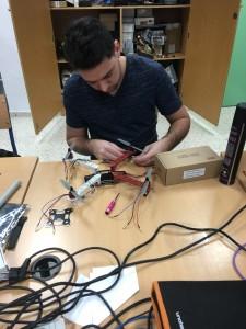construyendo drone 1
