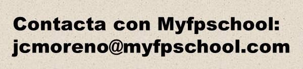 Contacta con Myfpschool